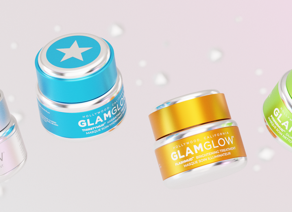 Glamglow Containers