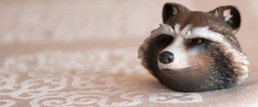 Shibu Raccoon Design Tito Nunes Design