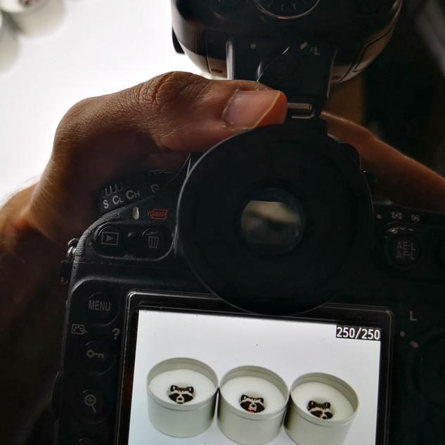 Product shots