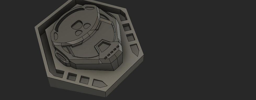 Player Piece Terminal Tito Nunes Design