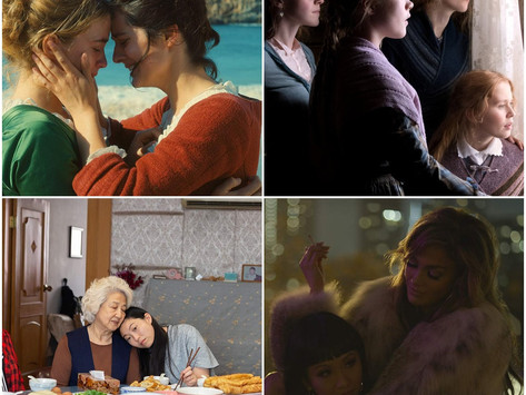 2019 At the Movies: A Celebration of Women