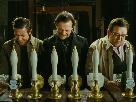 The World's End: Entering The Matrix with a Dose of Nostalgia