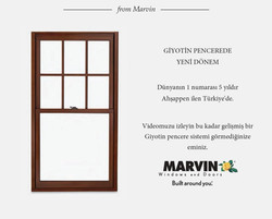 Yeni ! Marvin Giyotin Pencere