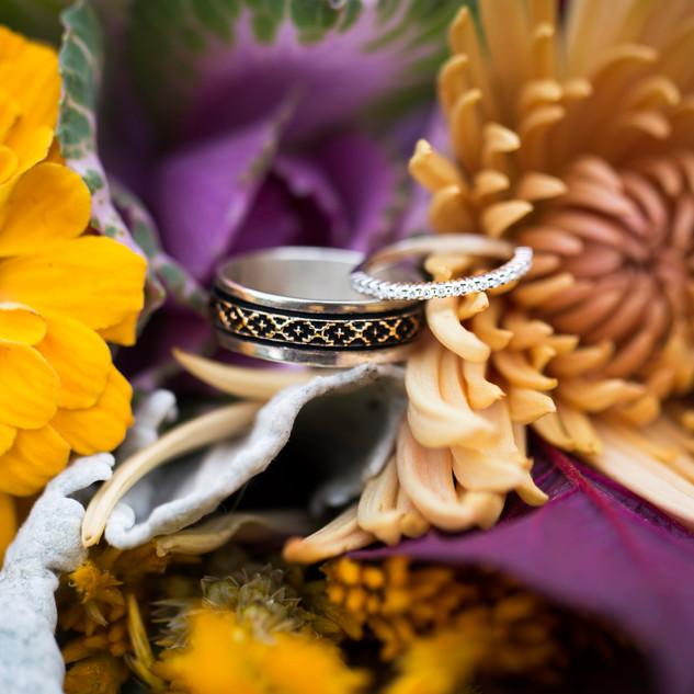 Wedding flowers, fall 2018