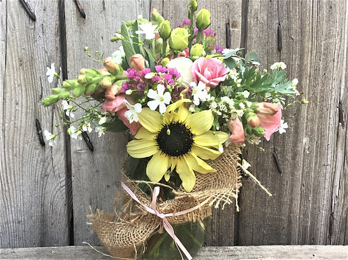 Weekly Bouquet Subscription, (14 weeks)