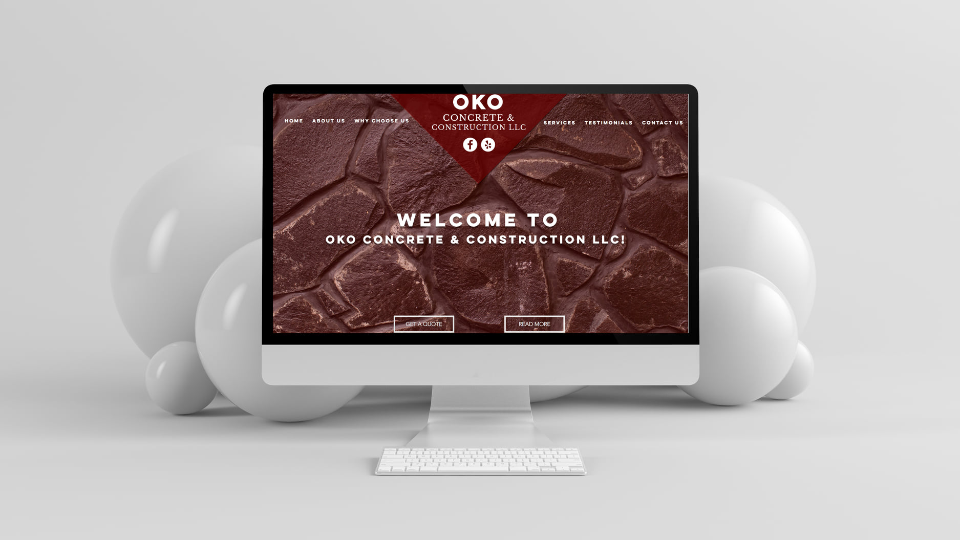 OKO Concrete & Construction
