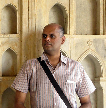 Pramod Kumar KG  , Curator for Craft, Se