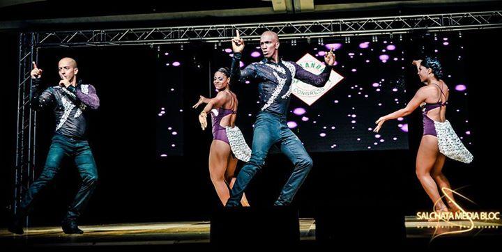 Orlando salsa congres 2014. Casino stars.__coreografia_ Dejala Bailar.