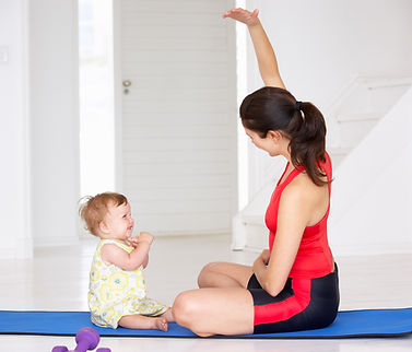 Mother Baby Workout