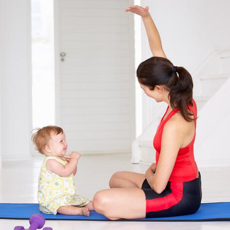 Le sport après l'accouchement