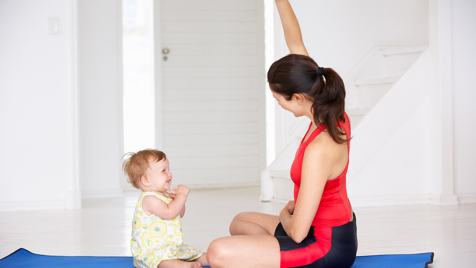 30 Day New Moms Post Pregnancy