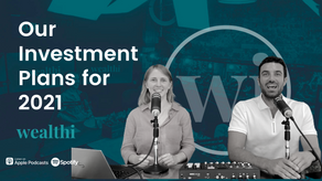 #71 Our Own Upcoming Investment Plans (for Advanced Investors)