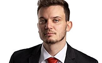 Advogado retrato corporativo toledo marketing terno e gravata