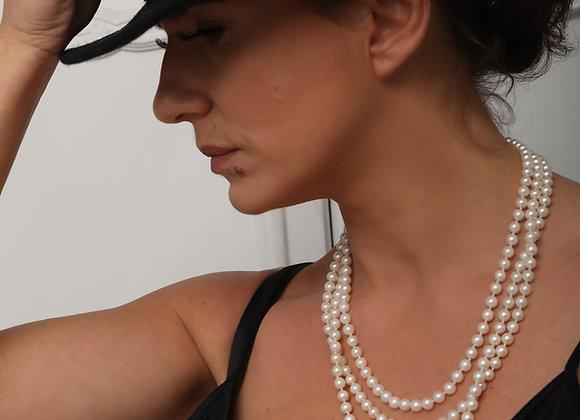 Collier  de perles Rock It
