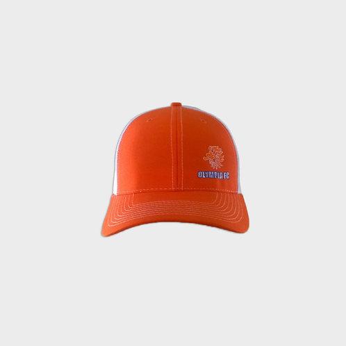 Olympia Hat - Orange