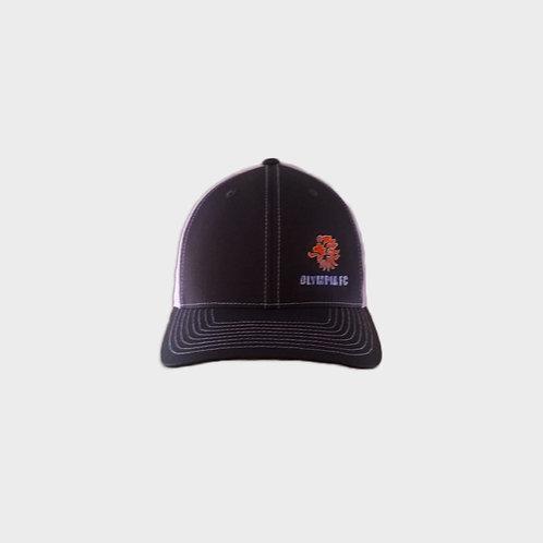Olympia Hat - Gray