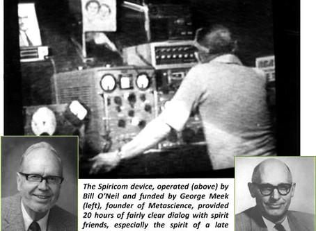 Real or Fake: Spiricom 1979