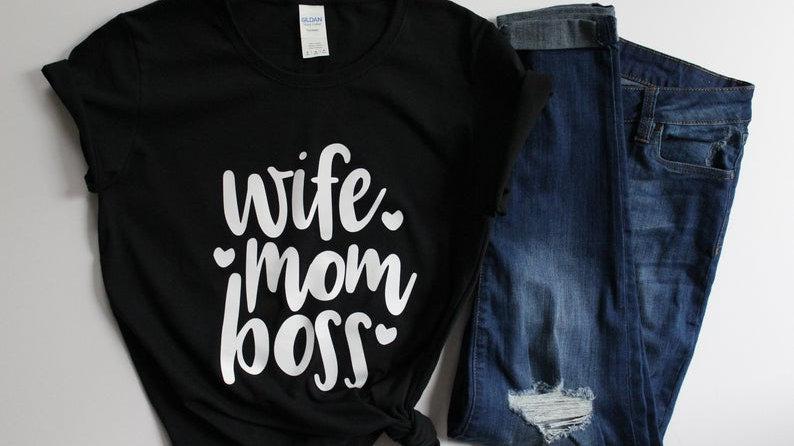 """Wife,Mom,Boss"""