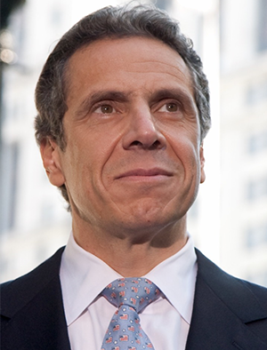 Governor of New York Andrew Cuomo
