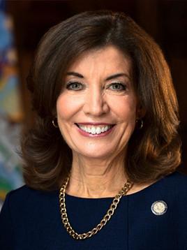 Lt. Governor Kathy Hochul