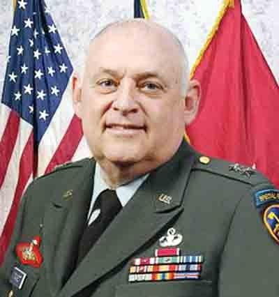 Retired Major General Allen E. Tackett