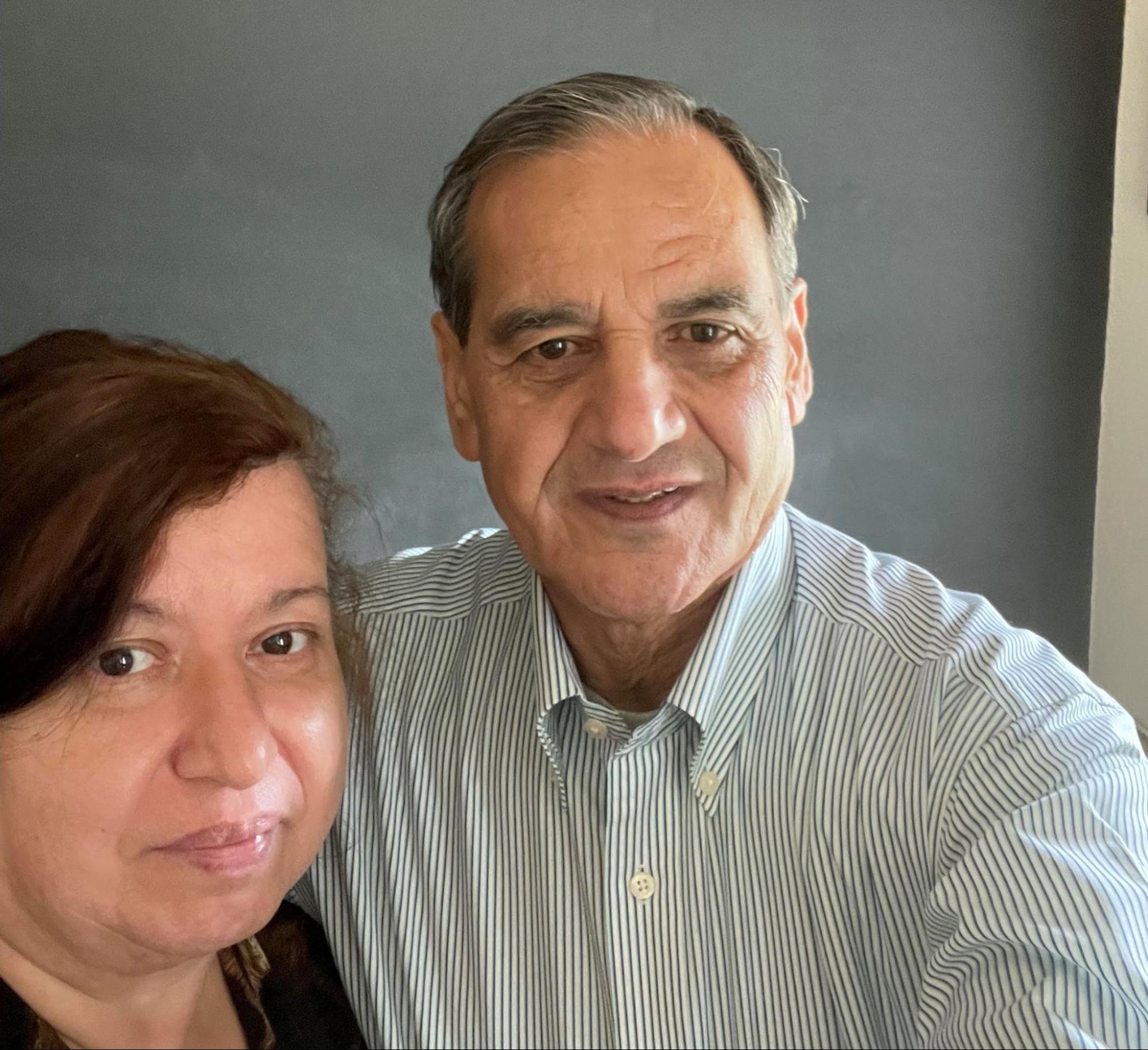 Amjad & Nadia Bhular