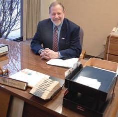 Richard Friedberg, Former Mayor, Meadville