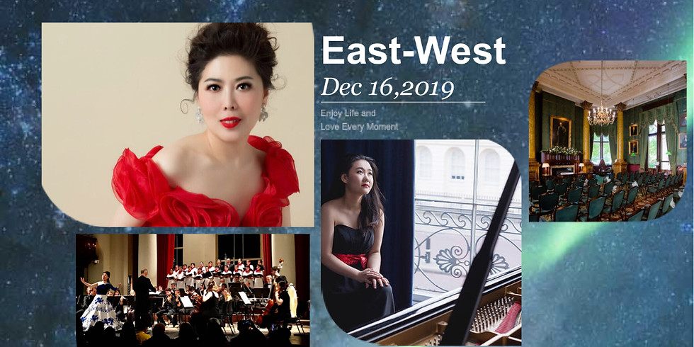 East-West Arts Initiative Winter Concert with Traditional Afternoon Tea