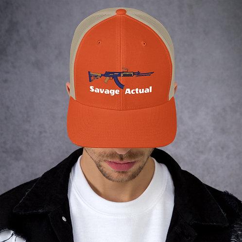 Savage Gunner Cap 2