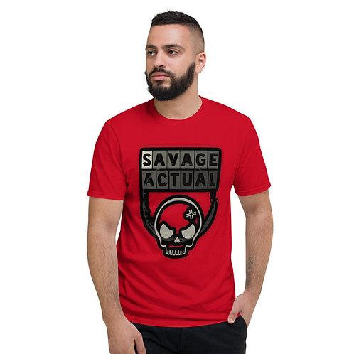 Savage Actual Logo Tee