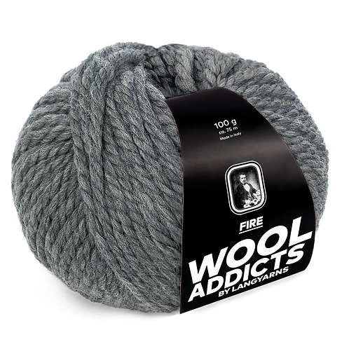 Laine Wool Addict - FIRE