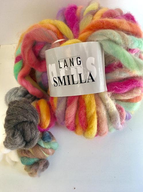Échevette de laine SMILLA