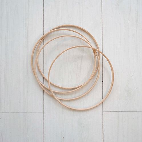 Cercle en bois - 20 cm