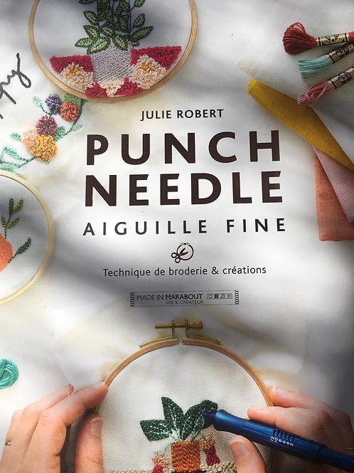 Punchneedle Aiguille Fine