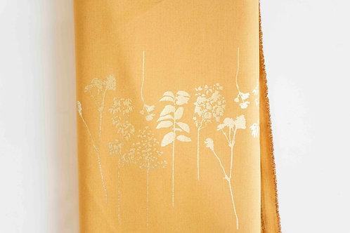Coupon tissu imprimé partiel Lotte Martens