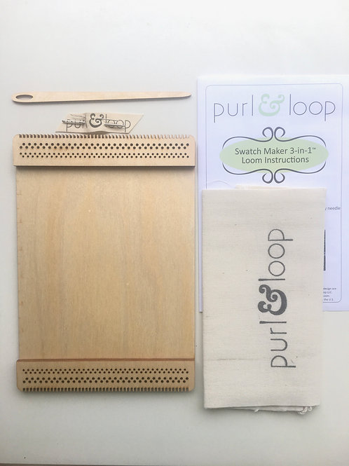 Métier Purl and Loop