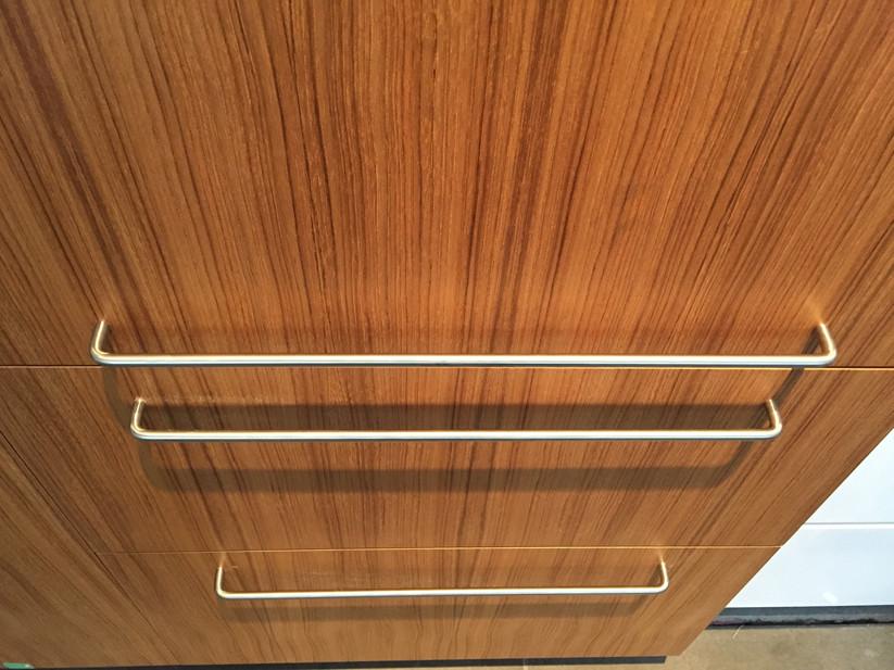 Fridge door panels