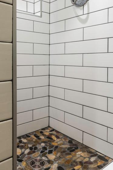 Subway Shower