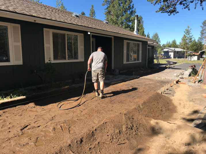 Patio Installation Sunriver Or