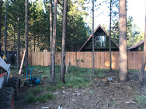 Fencing in Sunriver OR