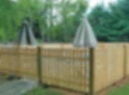 semi private fencing