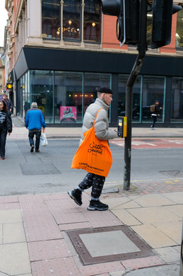Manchester Street Style  Location: Manchester  Photographed by: Matthew Atherton