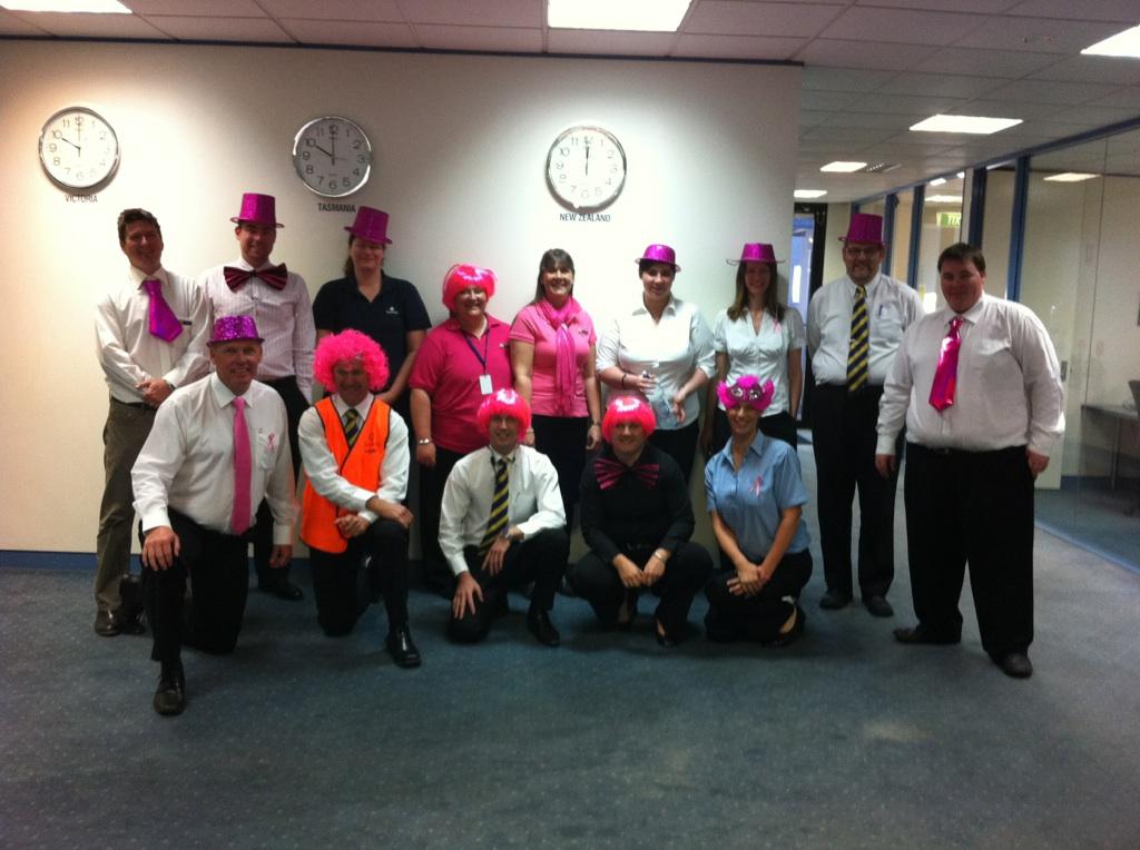 Manheim in the Pink