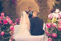 Wedding ceremony piano