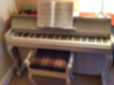 Piano teachers Leeds