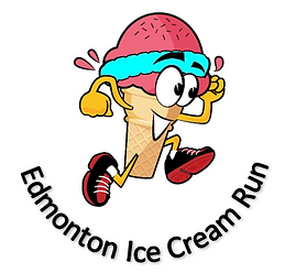 edmonton ice cream run cone and bottom w