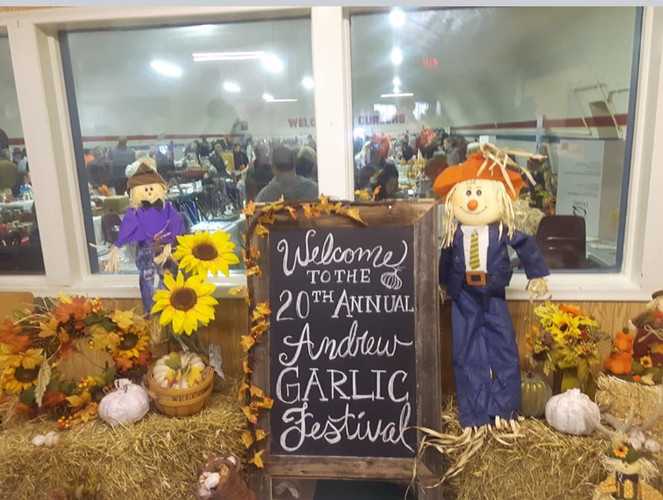 Andrew Garlic Festival