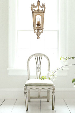 AG Lantern and Chair