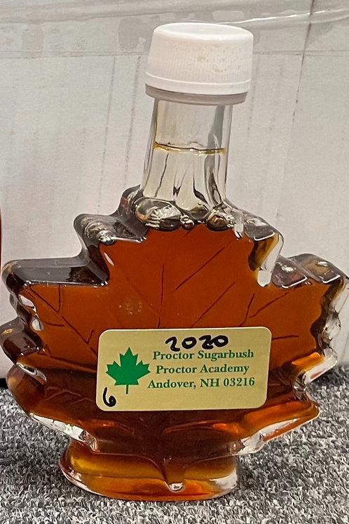 Maple Leaf Bottle of Proctor Maple Syrup