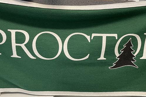 Proctor Felt Banner
